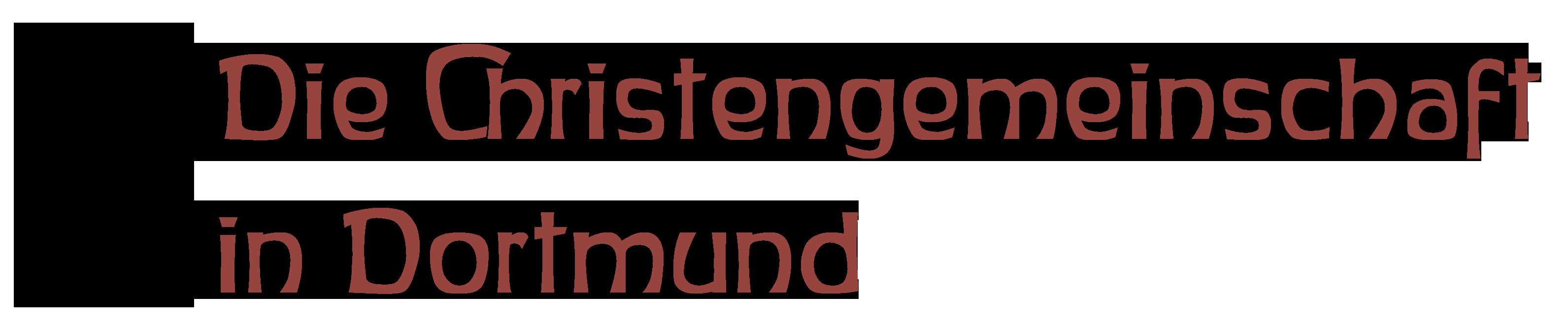 Die Christengemeinschaft in Dortmund